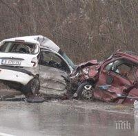 НОВ ИНЦИДЕНТ! Тежка катастрофа взе поредна жертва и затвори пътя Русе - Силистра