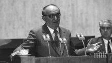Луканов е сред виновниците за гаврата с Живков след Десети