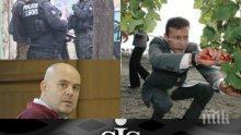 ПЪРВО В ПИК TV! Екшън пред офисите на Миню Стайков - спецпрокуратурата обискира алкохолния император (ОБНОВЕНА)