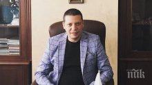 Областният управител на Софийска област Илиан Тодоров размразява връзките с провинция Тренто, Италия