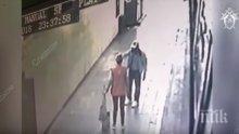 Мъж застреля полицай в метрото в Москва (ВИДЕО)