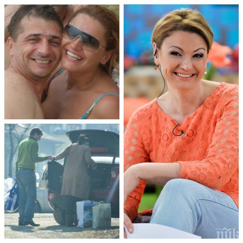 Ани Салич заби млад банкер! Новинарката консумира любовта си на Френската ривиера