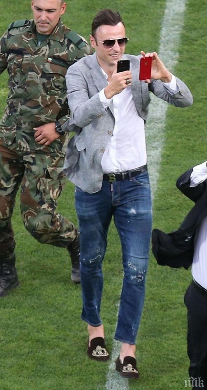 ТАЙНИ ОТ МИНАЛОТО! Бербатов теглил майната на Сити заради Манчестър Юнайтед