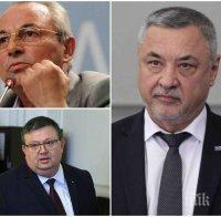 БОМБА! Вицепремиерът Валери Симеонов в гръмовно интервю пред ПИК: Внасям сигнал до НСО докога ще пазят