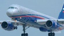 САЩ блокираха достъпа на ТУ-214 ОН до наблюдателни полети