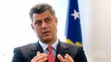 Хашим Тачи подкрепи референдума за името на Македония