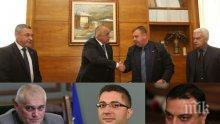 ПЪРВО В ПИК! Министерски съвет внесе оставките на тримата министри