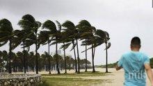 """СТИХИЯ! Ураганът """"Флорънс"""" напомпа цените на петрола"""