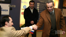 Фамозен сблъсък! Топалов с крехка преднина срещу великия Каспаров