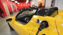 Продажбата на електромобили у нас бележи значителен ръст