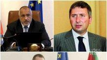 """СКАНДАЛНО В ПИК: Борисов накарал Манолев да се оттегли като министър заради статия в """"Капитал"""" с 1600 прочита! Иво Прокопиев ли управлява държавата?"""