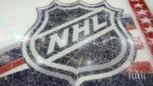 Играч от НХЛ бе отстранен от предсезонни мачове и наказан за 27 двубоя без заплата заради домашно насилие