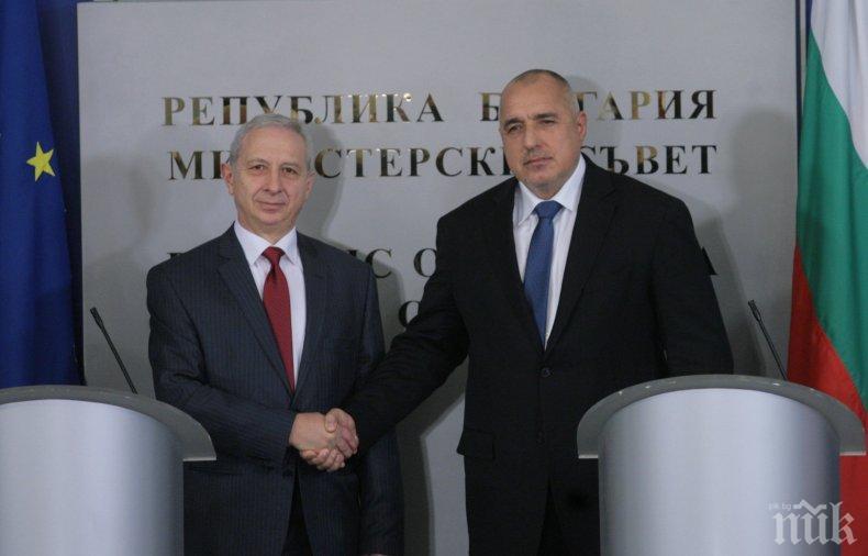 САМО В ПИК! Ето защо премиерът Борисов се срещна спешно с Огнян Герджиков! Професорът: Търся решение за царските имоти
