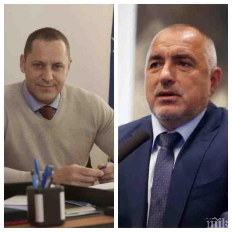 ИЗВЪНРЕДНО В ПИК TV! Александър Манолев с първи думи след оттеглянето си - премиерът Борисов ли го е отказал от поста на транспортен министър? (ОБНОВЕНА)