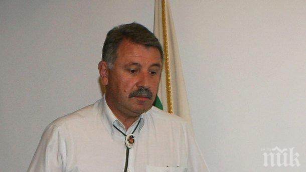 ИЗВЪНРЕДНО! Шефът на Агенция по горите се оттегля от поста