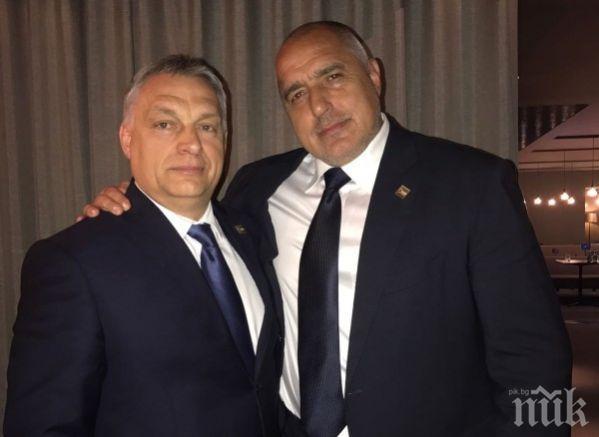 Г-н премиер, обявете, че България налага вето в полза на Орбан. Народът ще ви подкрепи