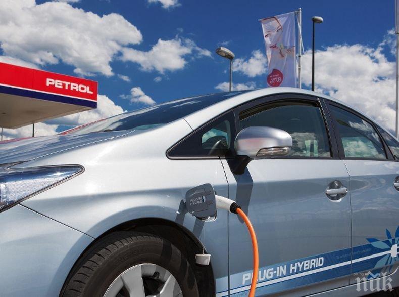 Изследване: 41% от хората искат следващият им автомобил да е електрифициран