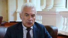 Сидеров за оставките и новите предложения: Превърнахме казуса в упражнение по бойни изкуства