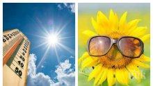 СЛЪНЦЕТО СЕ УСМИХВА ЗА ПЪРВИЯ УЧЕБЕН ДЕН! Живакът стига до 29 градуса, но вятър понижава температурите