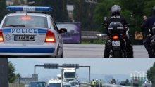 """ОТ ПОСЛЕДНИТЕ МИНУТИ: Втора катастрофа на магистрала """"Тракия""""! Два камиона са се ударили отново на 69 км"""