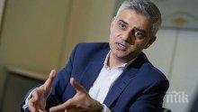 Кметът на Лондон с призив за нов референдум за Брекзит