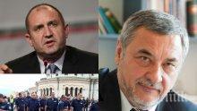 Вицепремиерът Симеонов пред ПИК за готвения кървав протест: Провокациите целят паника