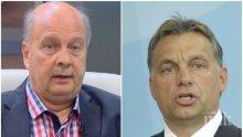 САМО В ПИК! Георги Марков гневен заради отношението към Орбан: Европарламентът да се саморазпусне с едноминутно мълчание