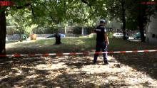 """ИЗВЪНРЕДНО В ПИК TV! Полиция загради кървавия блок в """"Илинден"""" (ОБНОВЕНА)"""