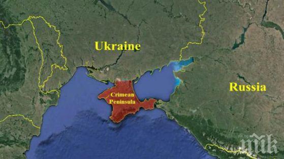 САЩ категорични, че Крим трябва да принадлежи на Украйна