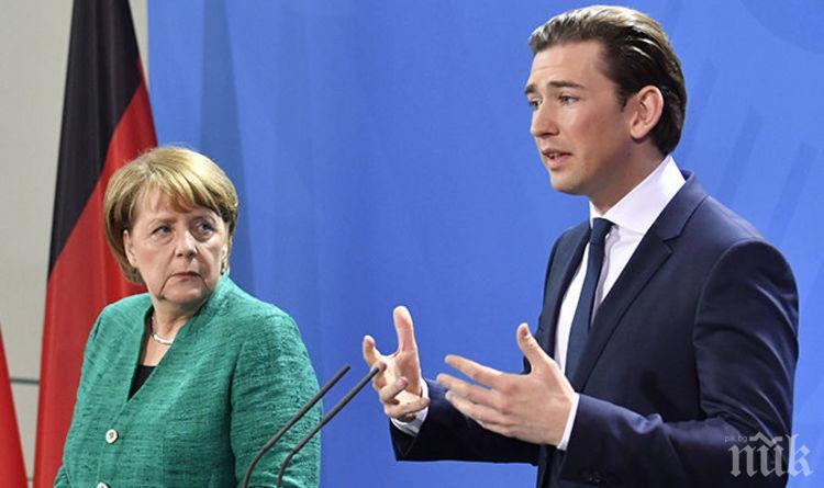 Австрия и Германия с опити да избегнат Брекзит без споразумение