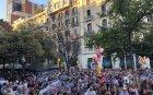 Хиляди отбелязаха годишнината от рейда срещу каталунското правителство