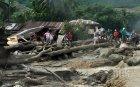 Най-малко двама загинали след активизиране на свлачище в централната част на Филипините