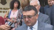 ПЪРВО В ПИК! Синдикатите в МВР не дават никакво време на Младен Маринов