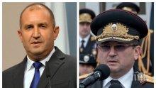 НОВА СКАНДАЛНА ВРЪТКА: Президентът Радев обезглавява професионалното ръководство на МВР - спъва назначаването на нов главен секретар