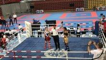 Браво! 14-годишна българка със супер успех на Световното по кик бокс