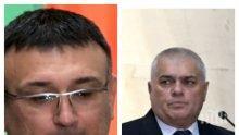 ИЗВЪНРЕДНО И ПЪРВО В ПИК TV! Младен Маринов се разплака при поемане на министерския пост! (ОБНОВЕНА)