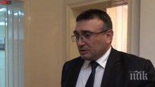 САМО В ПИК: Шефът на МВР Младен Маринов с първи думи пред медията ни след поемането на поста