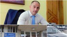 НА КОСЪМ! Келеш с мерцедес едва не прегази шефа на ОД на МВР във Враца