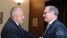 ПЪРВО В ПИК! Ето защо Борисов закъсня за Министерски съвет - премиерът с важна среща тази сутрин