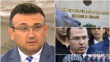 Младен Маринов намекна кой ще бъде новият главен секретар на МВР