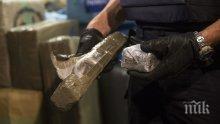 УДАР! Полицаи спипаха 5 килограма хероин в тайник на кола (СНИМКИ)