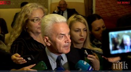 ПЪРВО В ПИК TV! Волен Сидеров с парещ коментар за позицията на правителството спрямо Унгария (ОБНОВЕНА)