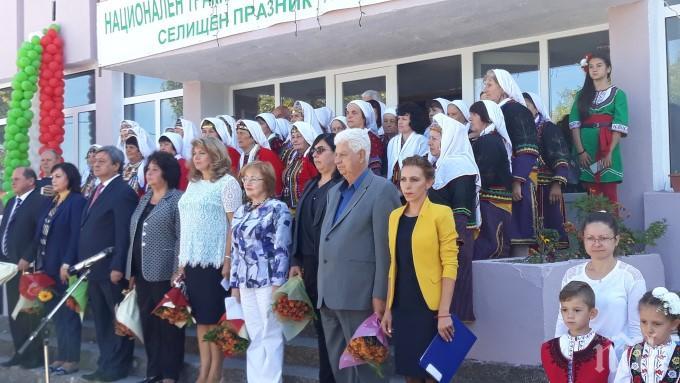 Вицепрезидентът Илияна Йотова: Силна България се гради със силни хора и силни институции