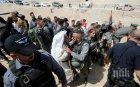 Палестинец е убит от израелските военни при сблъсъци по границата в Ивицата Газа