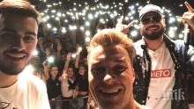 Турнето на Люси Иларионов и АРТи жъне успехи, хиляди крещяха със звездите в 15 града