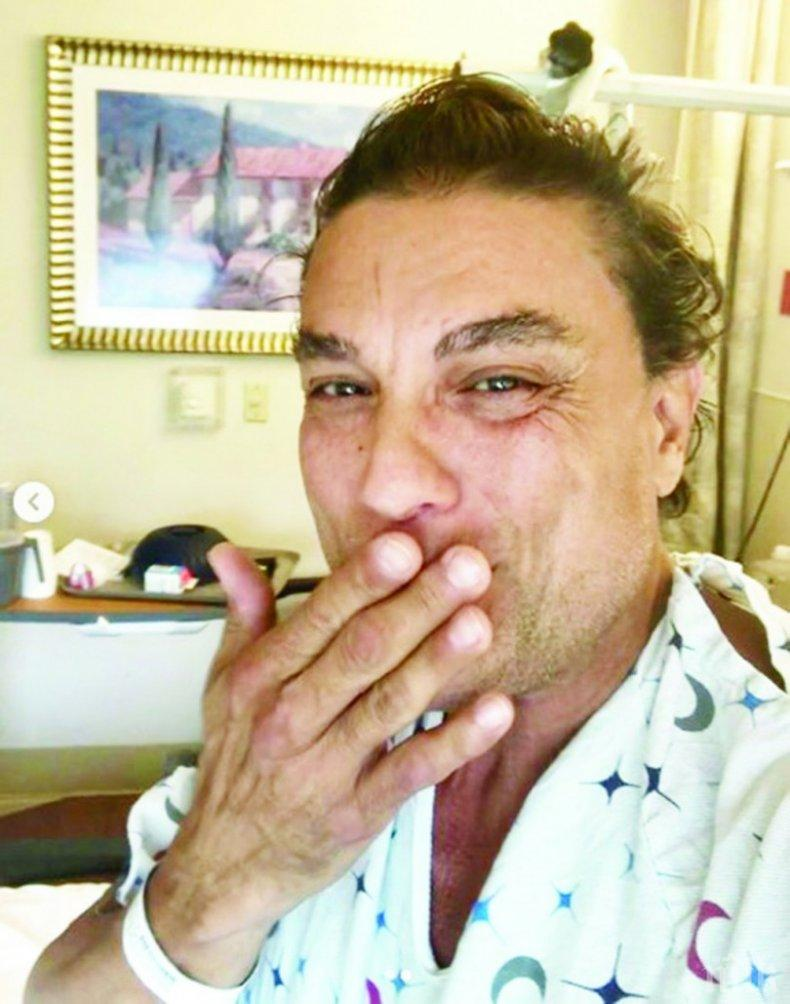 Оперираха Освалдо Риос от тумор в простатата