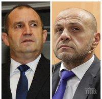Томислав Дончев натри носа на президента! Вицепремиерът посъветва Румен Радев да си пипне фината настройка