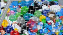 БЛАГОРОДНО! 12 тона капачки за купуването на кувьози събраха във Варна