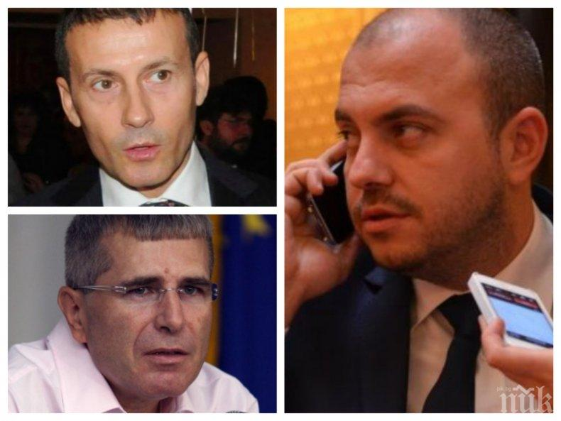 Политическият брокер и ексдепутат Стефан Кенов брани арестувания алкохолен бос Миньо Стайков
