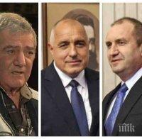 Стефан Цанев: Ако Борисов спечели изборите, ще го дължи най-много на президента - лошите му думи рикошират по самия него